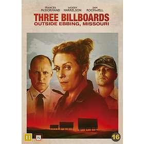 Three Billboards Outside Ebbing, Missouri - SteelBook
