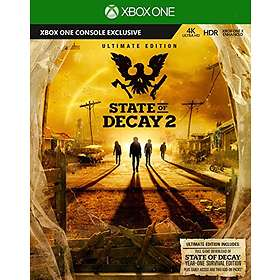 State of Decay 2 - Ultimate Edition (Xbox One)