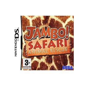 Jambo! Safari Animal Rescue (DS)