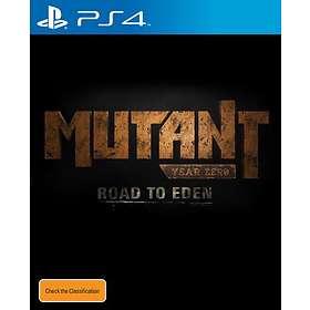 Mutant Year Zero: Road to Eden (PS4)