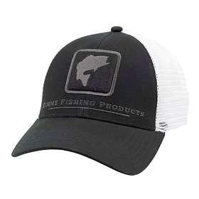 Simms Bass Icon Trucker Cap