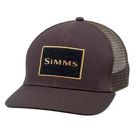 Simms High Crown Trucker Cap