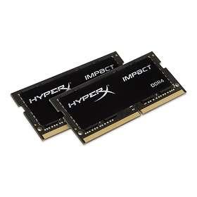 Kingston HyperX Impact SO-DIMM DDR4 3200MHz 2x16GB (HX432S20IBK2/32)