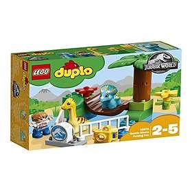 LEGO Duplo 10879 Barnzoo - Snälla Jättar