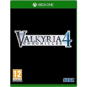 Valkyria Chronicles 4 (Xbox One)