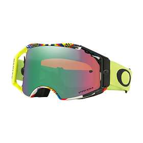 55b85786d28a Find the best price on Oakley Airbrake Valentino Rossi Signature Series