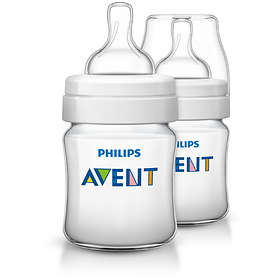 Philips Avent Classic + Bottle 125ml 2-pack