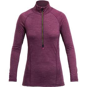 Devold Running LS Shirt Zip Neck (Naisten)