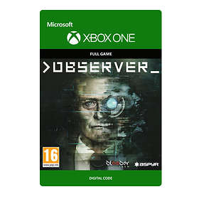 Observer (Xbox One)