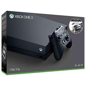 Microsoft Xbox One X 1TB (+ Forza Motosport 7)