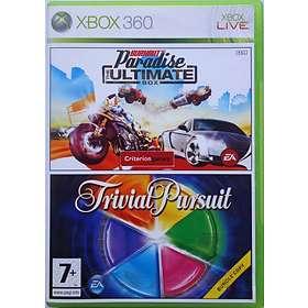 Burnout Paradise: The Ultimate Box + Trivial Pursuit - Double Pack (Xbox  360)