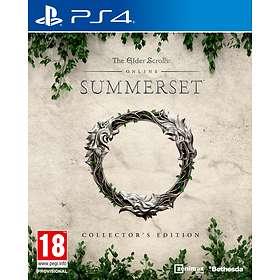 The Elder Scrolls Online: Summerset - Collector's Edition (PS4)