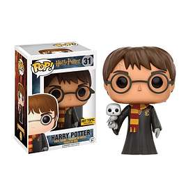 Funko POP! Harry Potter Harry with Hedwig