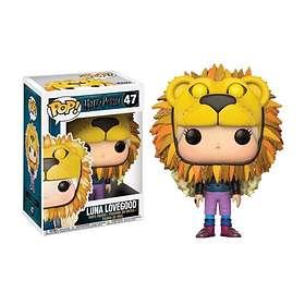 Funko POP! Harry Potter Luna Lovegood with Lion Head