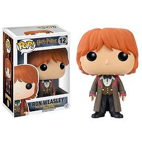 Funko POP! Harry Potter Ron Bal de Noël