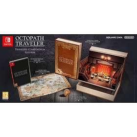 Octopath Traveler - Edition Trésors du Voyageur (Switch)