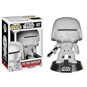 Funko Pop! Star Wars First Order Snowtrooper