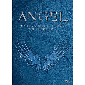 Angel - Säsong 1-5 (30-Disc)