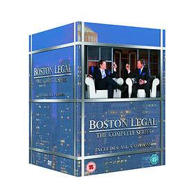 Boston Legal - Säsong 1-5
