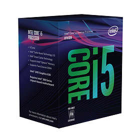 Intel Core i5 8500 3,0GHz Socket 1151-2 Box