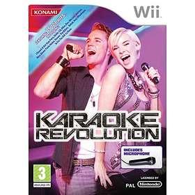 Karaoke Revolution (inkl. Mikrofon) (Wii)