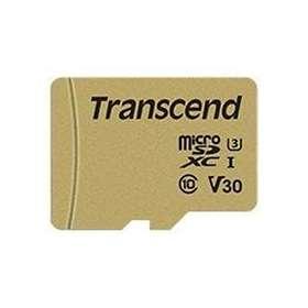 Transcend 500S microSDHC Class 10 UHS-I U1 8GB