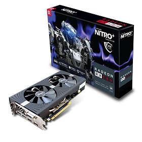 Sapphire Radeon RX 580 Nitro+ (11265-31) 2xHDMI 2xDP 4GB