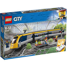 LEGO City 60197 Passasjertog