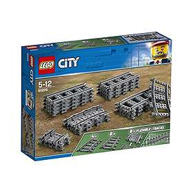 77965eac2ea8 Find the best price on LEGO City 60205 Track