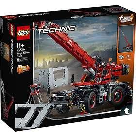 LEGO Technic 42082 Stor Terrengkran