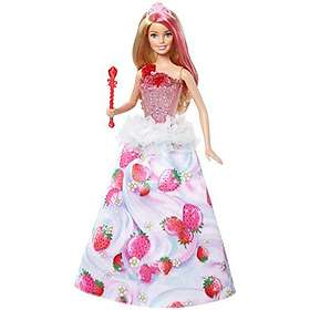 Barbie Dreamtopia Sweetville Princess DYX28