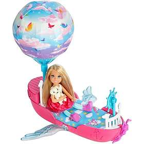 Barbie Dreamtopia Magical Dreamboat DWP59