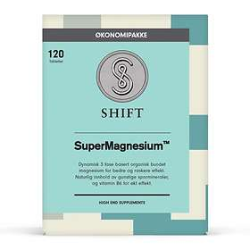 Shift Super Magnesium 120 Tabletter