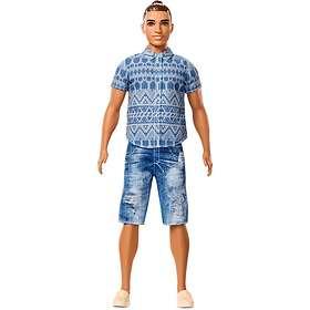 Barbie Fashionistas Ken Doll FNJ38