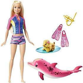 Barbie Dolphin Magic Doll FBD63