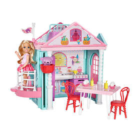 Barbie Club Chelsea Doll and Clubhouse DWJ50
