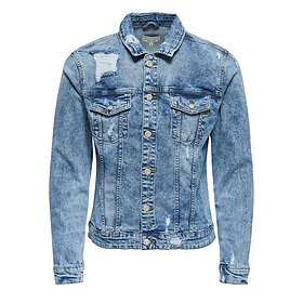 e85f0a999 Only & Sons Denim Jacket (Herre)