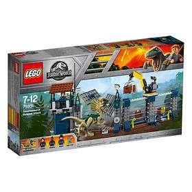 LEGO Jurassic World 75931 Dilophosaurus Stationsattack