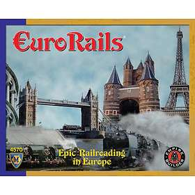 Mayfair Games Eurorails