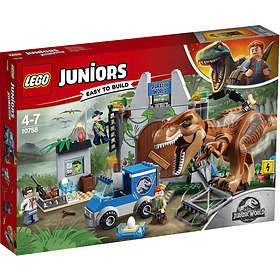 LEGO Jurassic World 10758 T.Rex Rymning