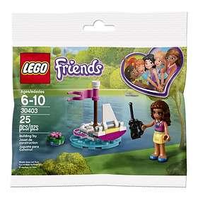 LEGO Friends 30403 Olivias Fjärrstyrda Båt