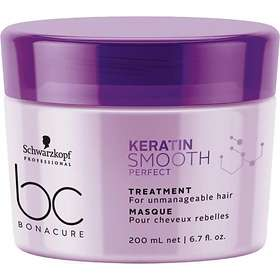 Schwarzkopf BC Bonacure Keratin Smooth Perfect Treatment 200ml