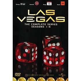 Las Vegas - Säsong 1-5