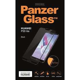 PanzerGlass Edge-to-Edge Screen Protector for Huawei P20 Lite