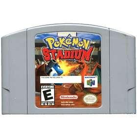 Pokemon Stadium (USA) (N64)