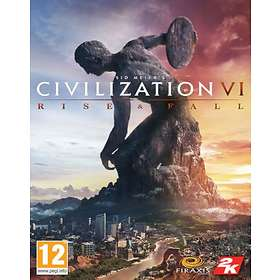 Sid Meier's Civilization VI Expansion: Rise and Fall (Mac)