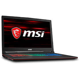 MSI GP73 Leopard 8RE-034XFR