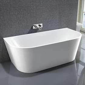 Bathlife Frisk 160x75 (Vit)