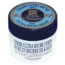 l occitane shea butter cream