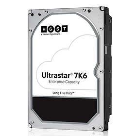 HGST Ultrastar 7K6000 HUS726T4TALA6L4 256MB 4TB